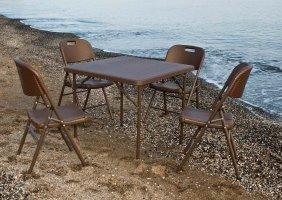 Стол для кафе складной 8602