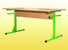 Стол для столовых з пластиковой столешницей