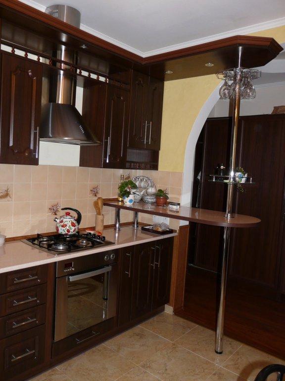 Фото - Угловая кухня МДФ на заказ L-18