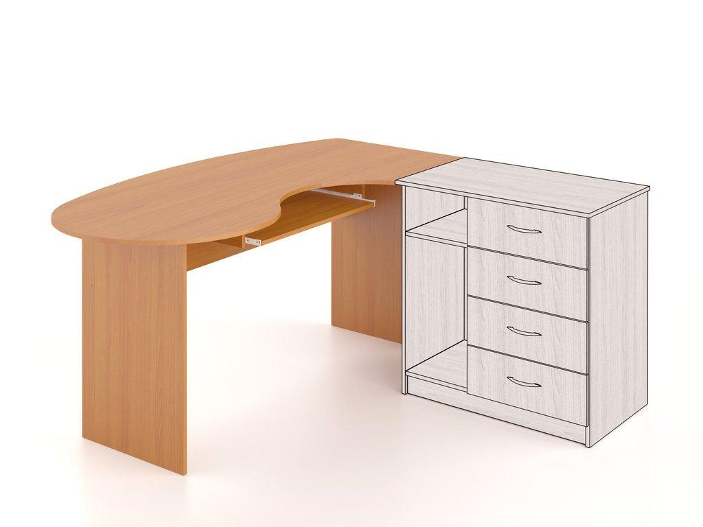 Фото - Компьютерный стол СУ-202