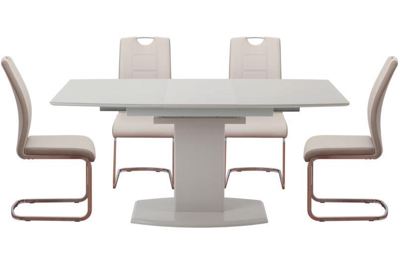 Фото - Стеклянный стол TM-58