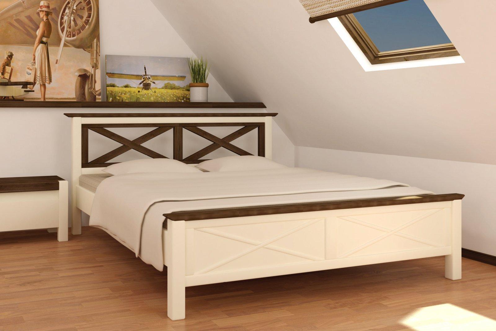 Фото - Кровать двуспальная Нормандия
