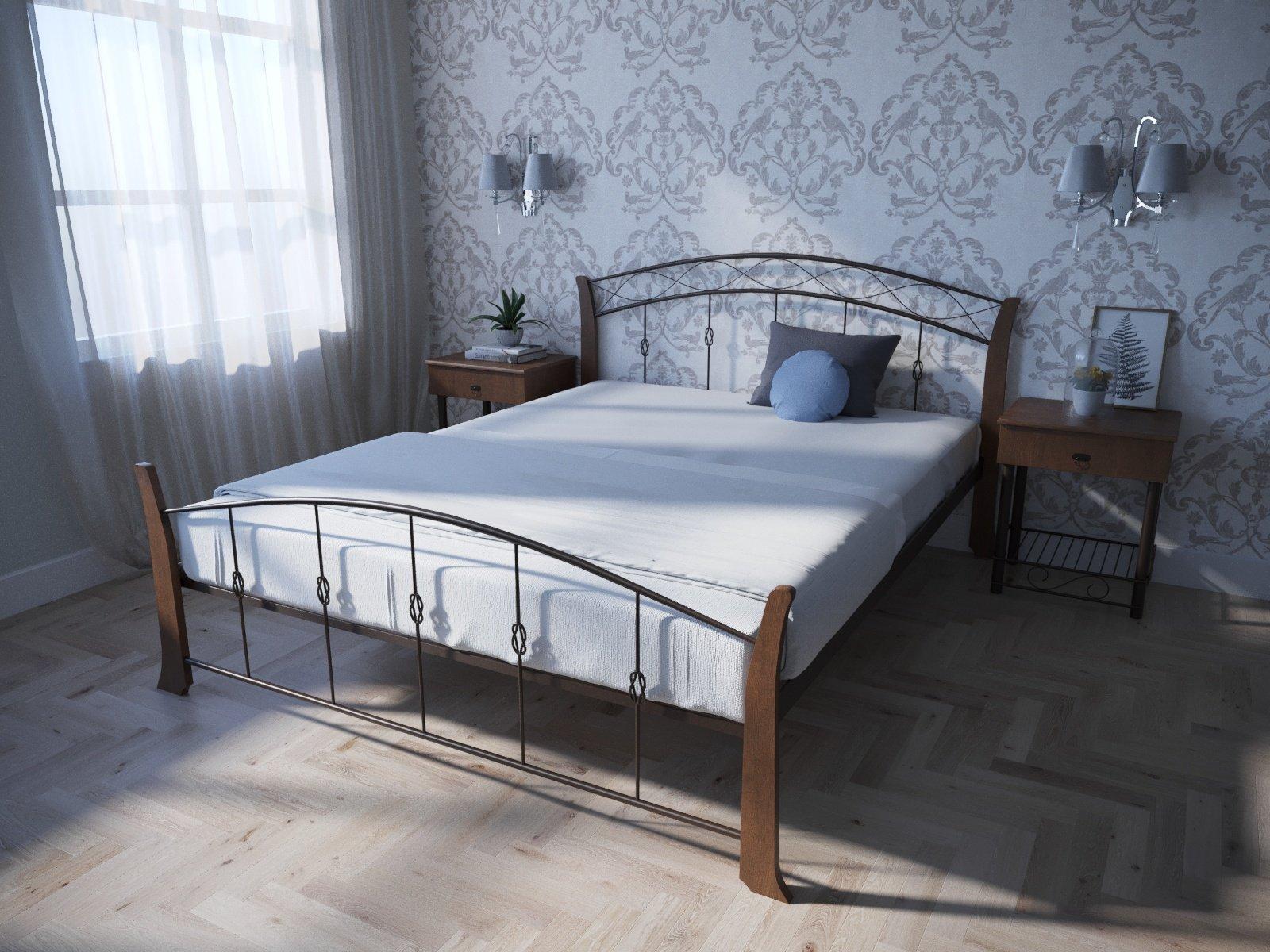 Фото - Кровать Летиция Вуд