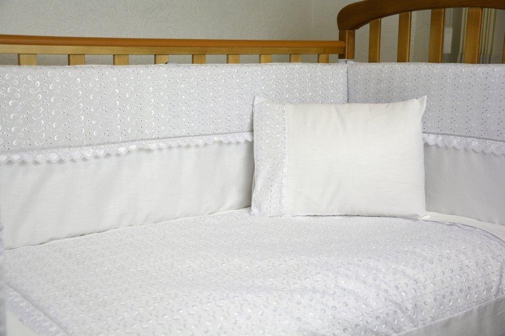 Фото - Постельное бельё в кроватку Ivy