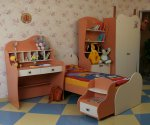 Мебель для детской комнаты Барби