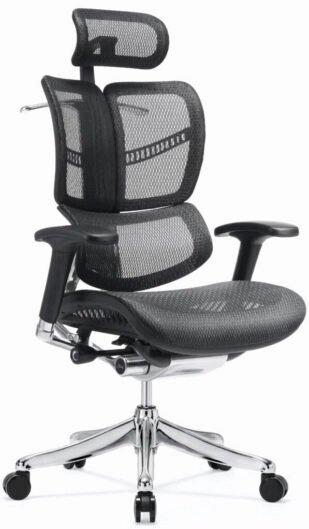 Фото - Эргономичное кресло с ортопедической спинкой Hookay Fly HFYM01