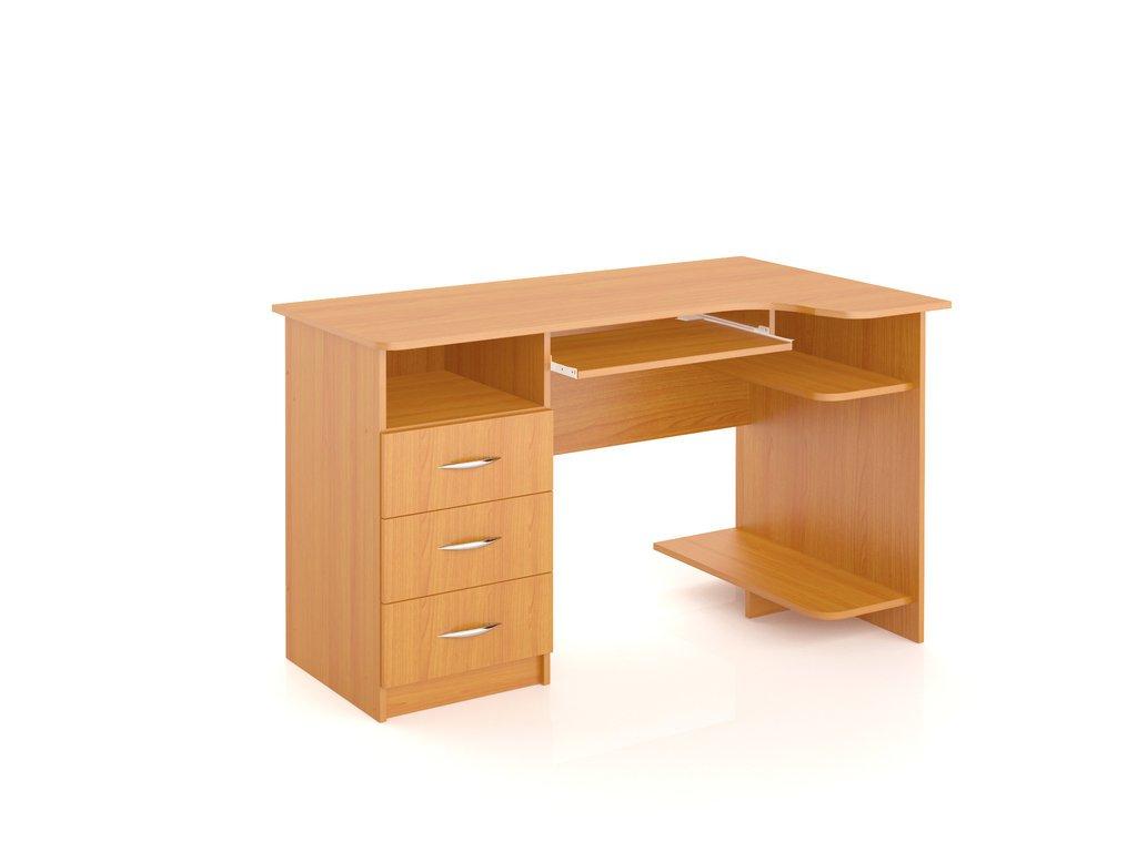 Стол континент: купить небольшой рабочий компьютерный стол к.