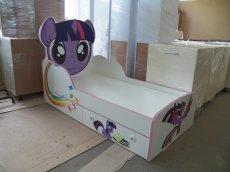 Кровать для девочки Little Pony