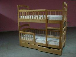 Двухъярусная кровать-трансформер Карина-люкс