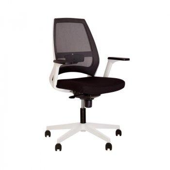 Фото - Кресло 4U R 3D NET white