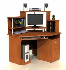 Фото - Угловой компьютерный стол С 215CD