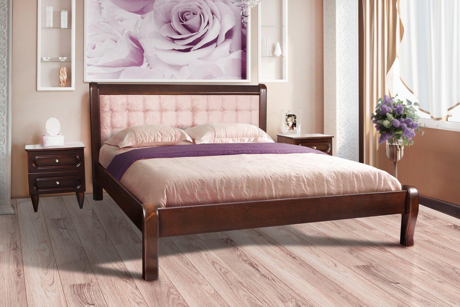 Фото - Кровать двуспальная Соната