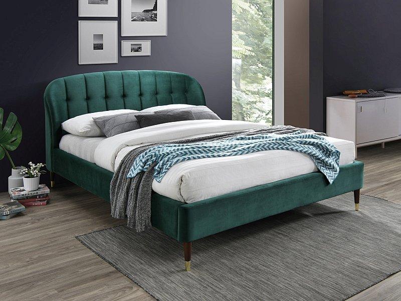 Фото - Кровать Liguria Velvet