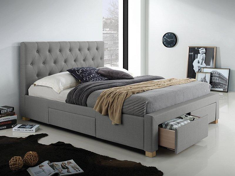 Фото - Кровать Oslo