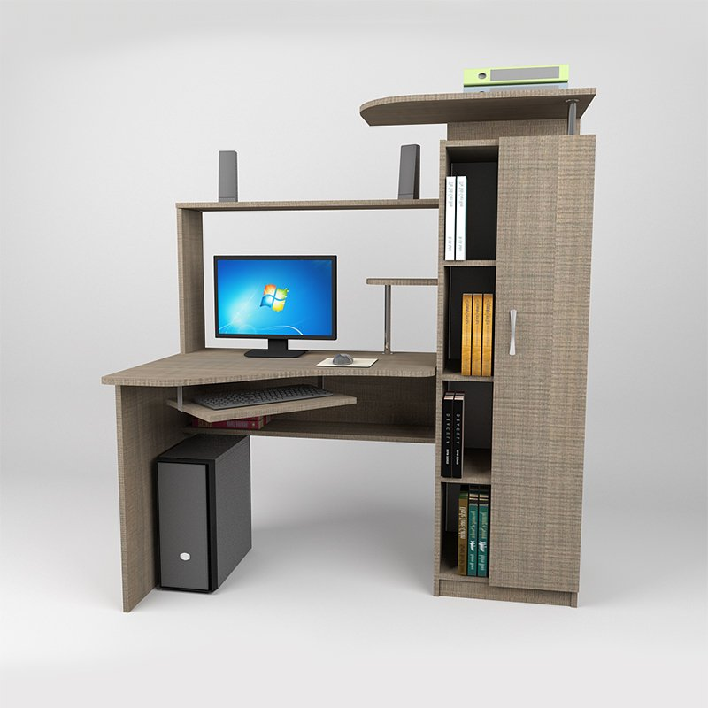 Фото - Компьютерный стол ФК-422