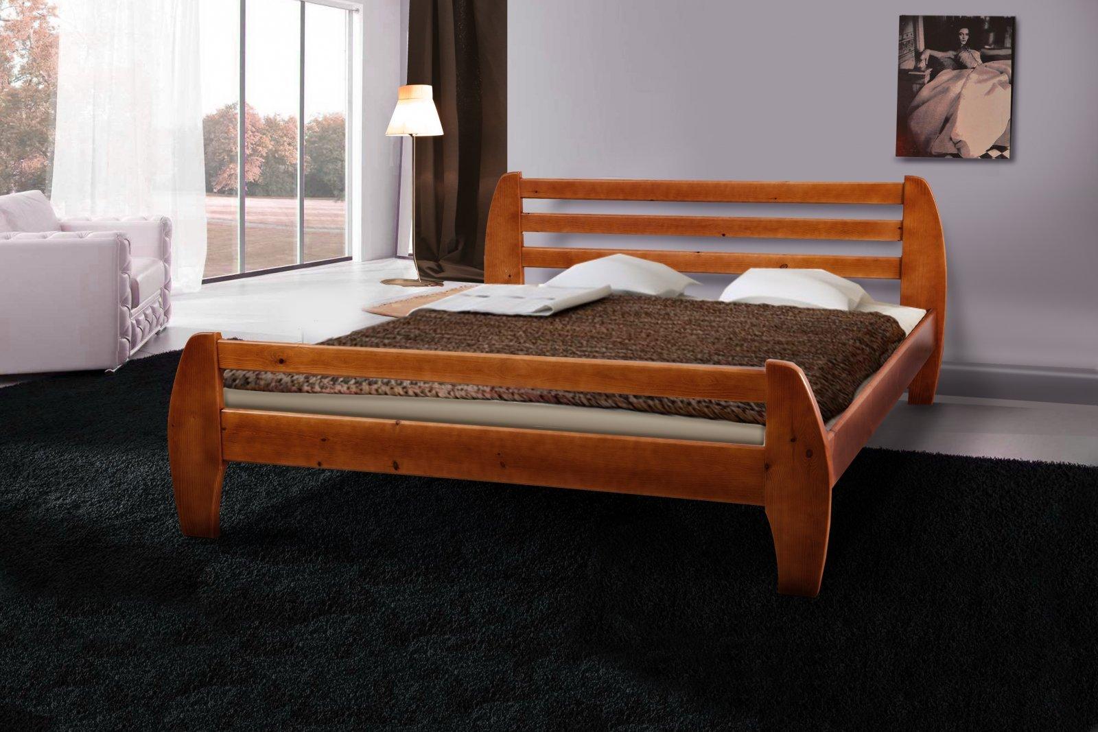 Фото - Кровать двуспальная Galaxy