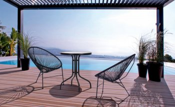 Фото - Комплект: стол Rico и стул Acapulco
