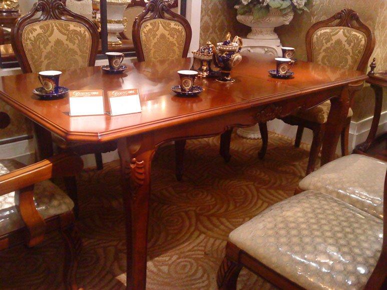 Фото - Деревянный стол P-618