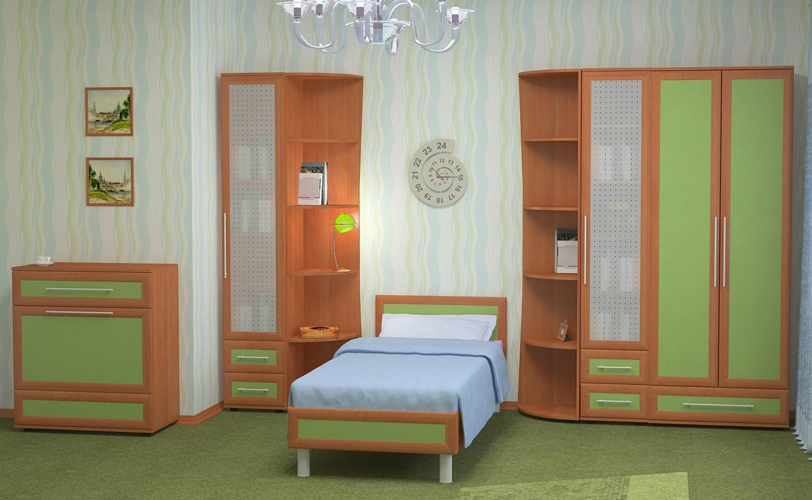 Подростковая мебель КМ-5