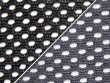 Сетка чёрный/серый