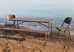 Стол для кафе складной 18022