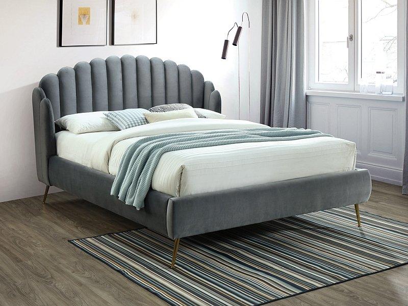 Фото - Кровать Calabria Velvet