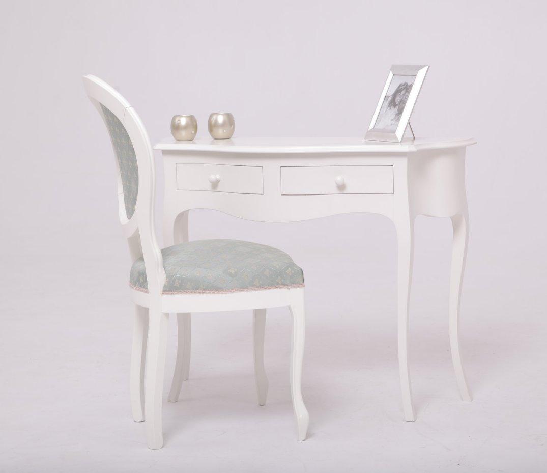 туалетный столик Art 1435 купить туалетный столик в цвете ваниль в
