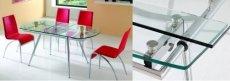 Фото - Стол кухонный стекло SA 5107