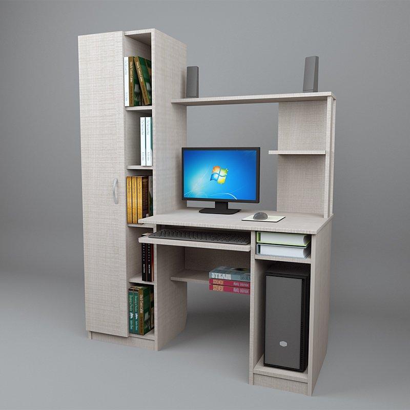Фото - Компьютерный стол ФК-406