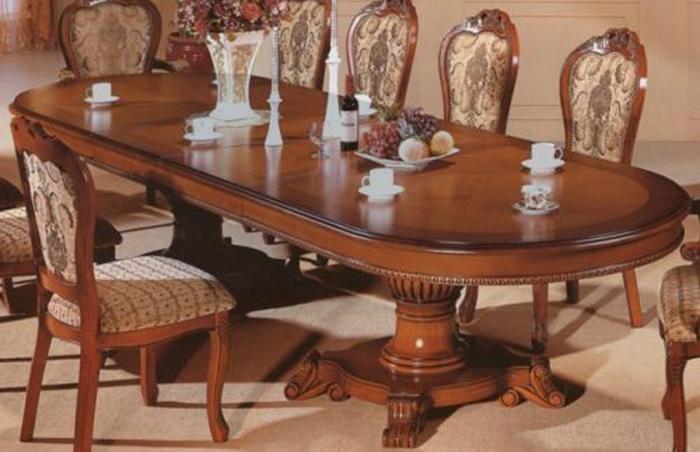 Фото - Деревянный стол JF-809