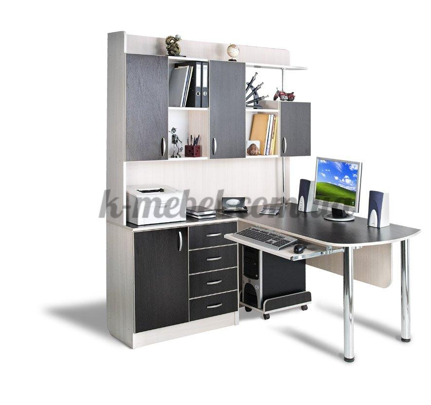 Фото - Угловой компьютерный стол СК-15
