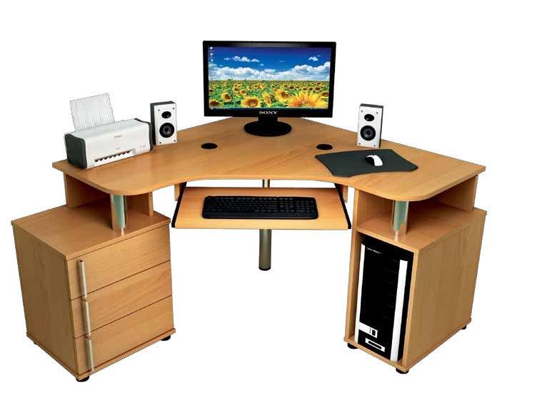 Фото - Компьютерные столы С-870