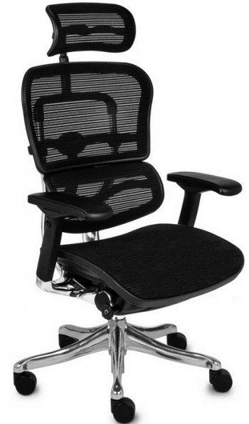 Фото - Сетчатое компьютерное кресло ERGOHUMAN PLUS