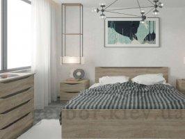 Кровать Смайл LOZ160 (КАРКАС)