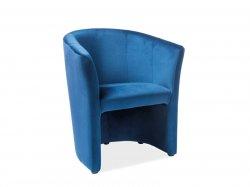 Кресло TM-1 velvet