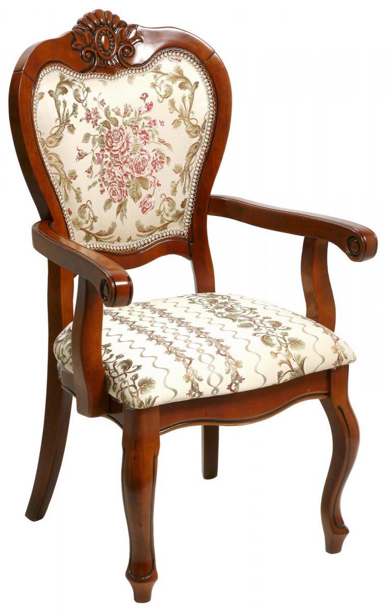 Фото - Деревянные кресла Classic 8014