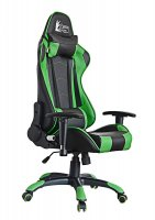 Кресло ExtremeRace black/green