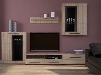 Фото - Мебель для гостинной Аврора