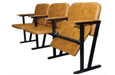 Кресло для актового зала, мягкое.