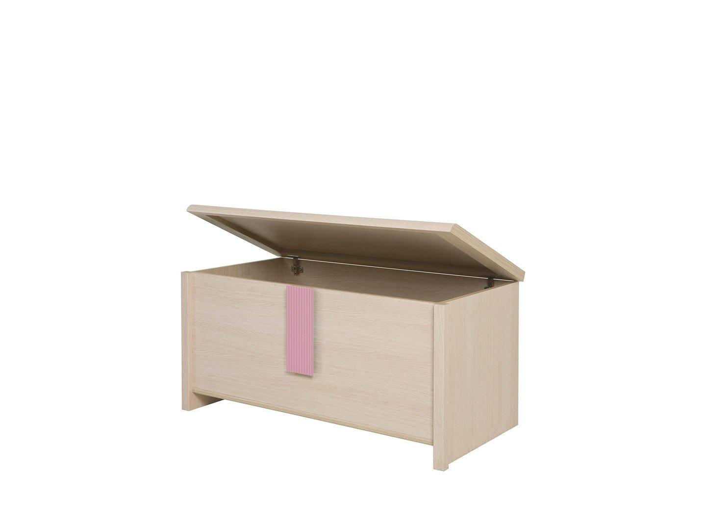 Сундук из мебельного щита