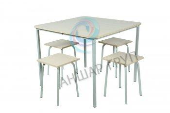 Фото - Стол для столовой, 4-местный