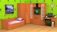 Детская подростковая комната КМ-4