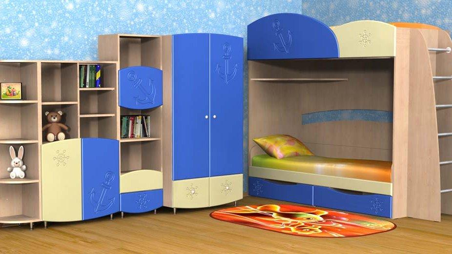 Детские комнаты детская комната