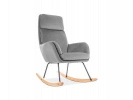 Кресло-качалка Hoover Velvet