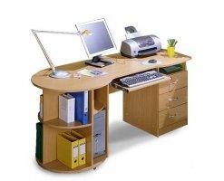 Компьютерный стол КСВ-001