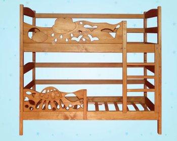 Фото - Двухъярусная кровать-трансформер Элен