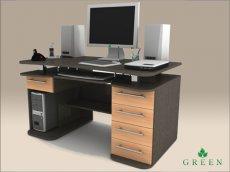 Фото - Компьютерный стол ФК-107