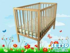 Кроватка Малютка – эконом