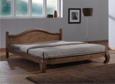 Двуспальная кровать Жизель