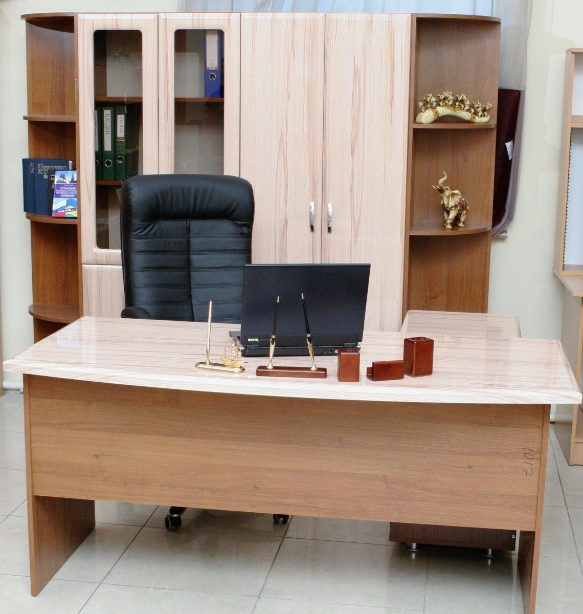 Мебель для офиса Элит: серия мебели для руководителя Элит - доп. фото